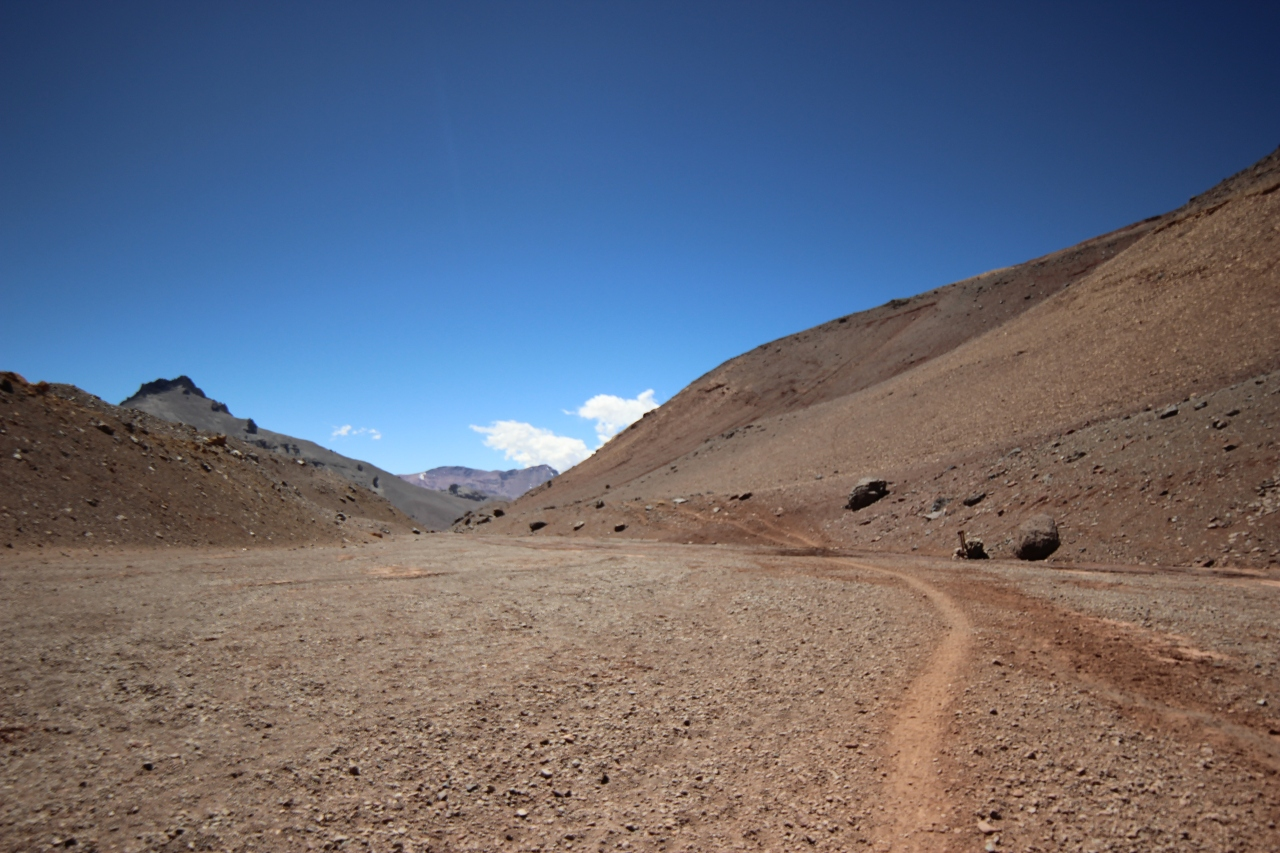 Aconcagua the Long Walk Home