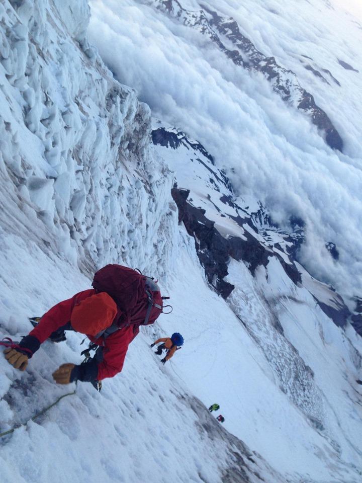 Badass Mountain Woman: Sara RomaSafari